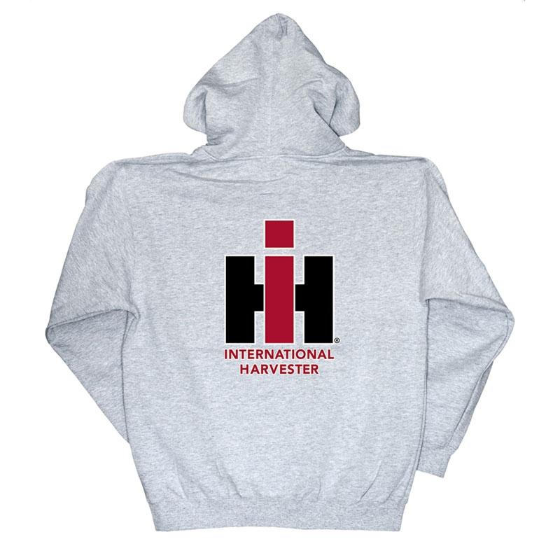 IH Logo Zip Up Hoodie