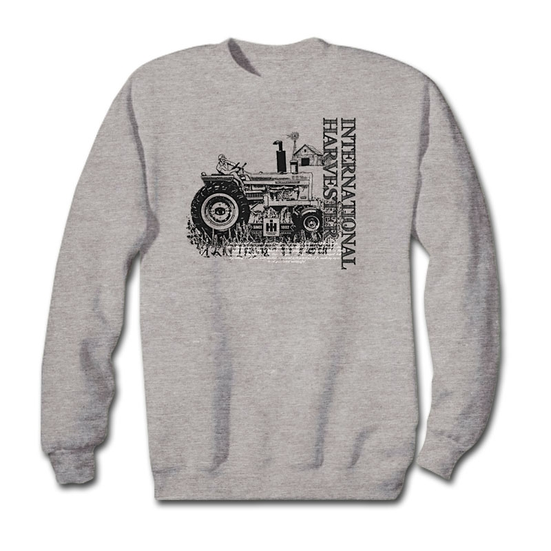 IH Sketch Type Sweatshirt