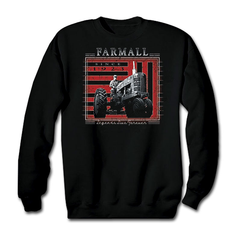 Farmall Legends Live Forever Sweatshirt