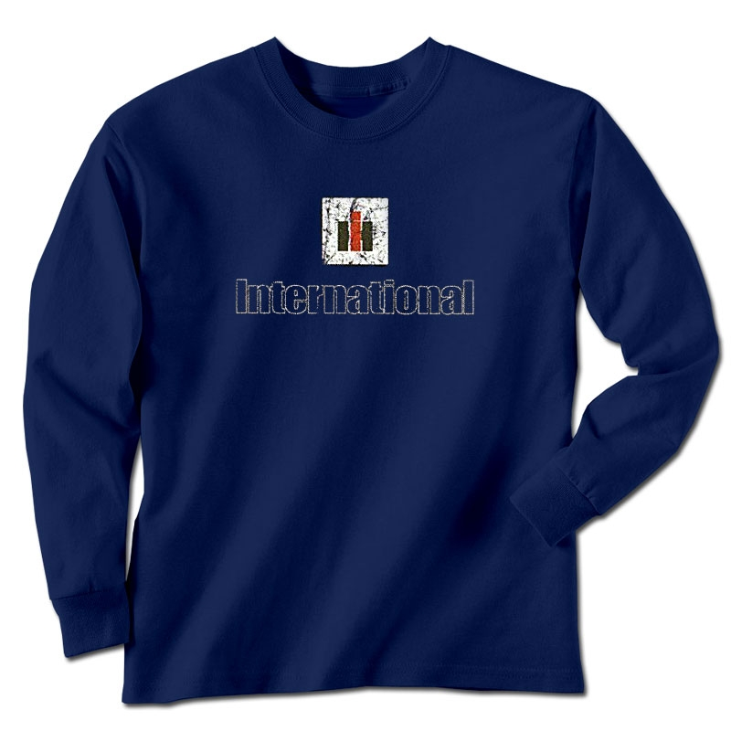 IH International Long Sleeve T-Shirt