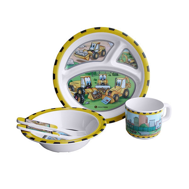 John Deere Danny Dozer Table Set