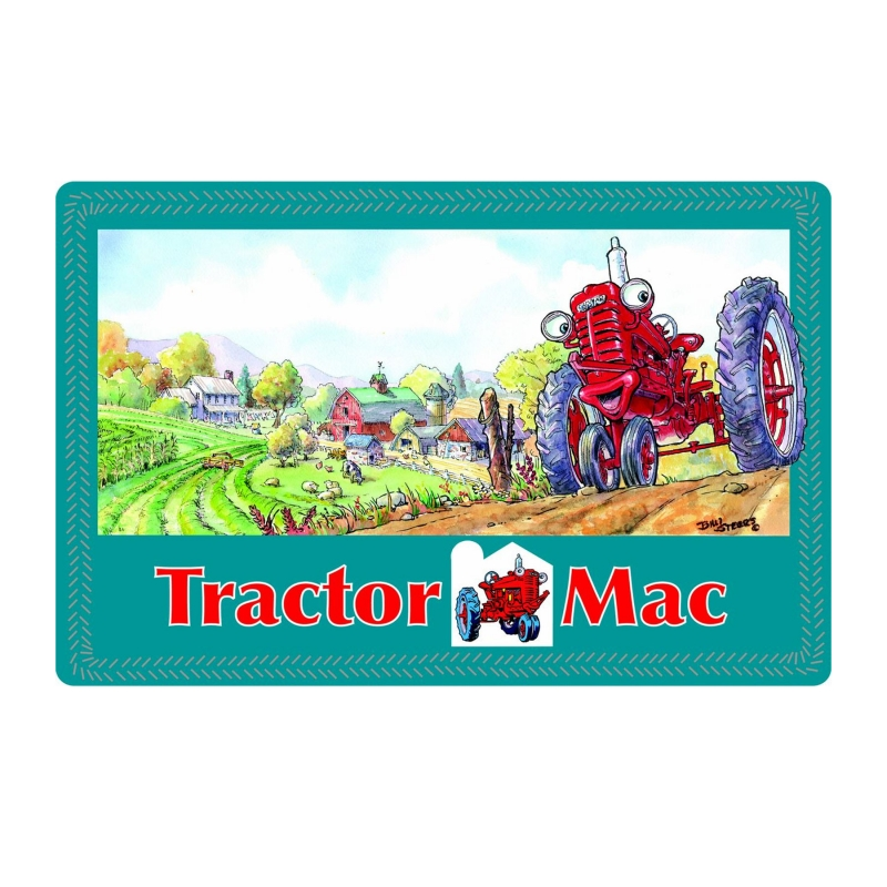 IH Farmall Tractor Mac Placemat