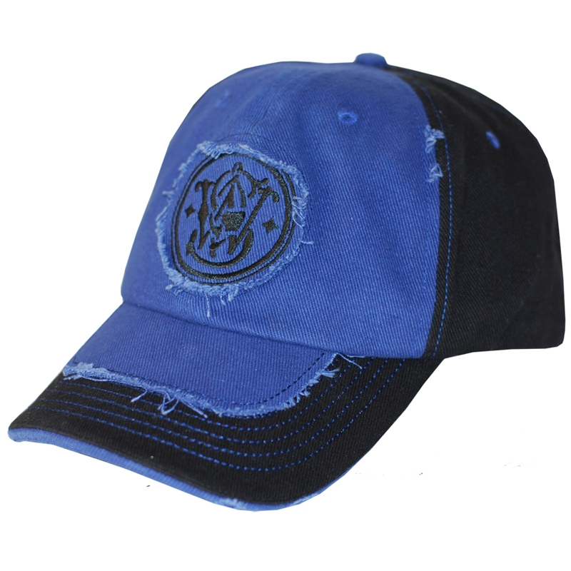 Smith & Wesson Distressed Cap