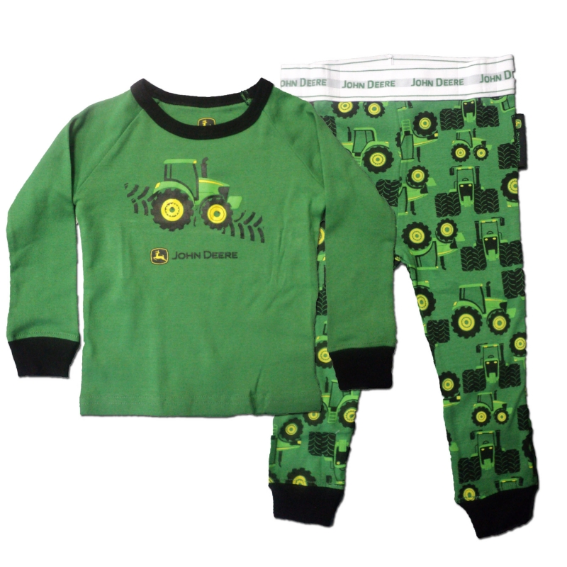 John Deere Infants Pajamas