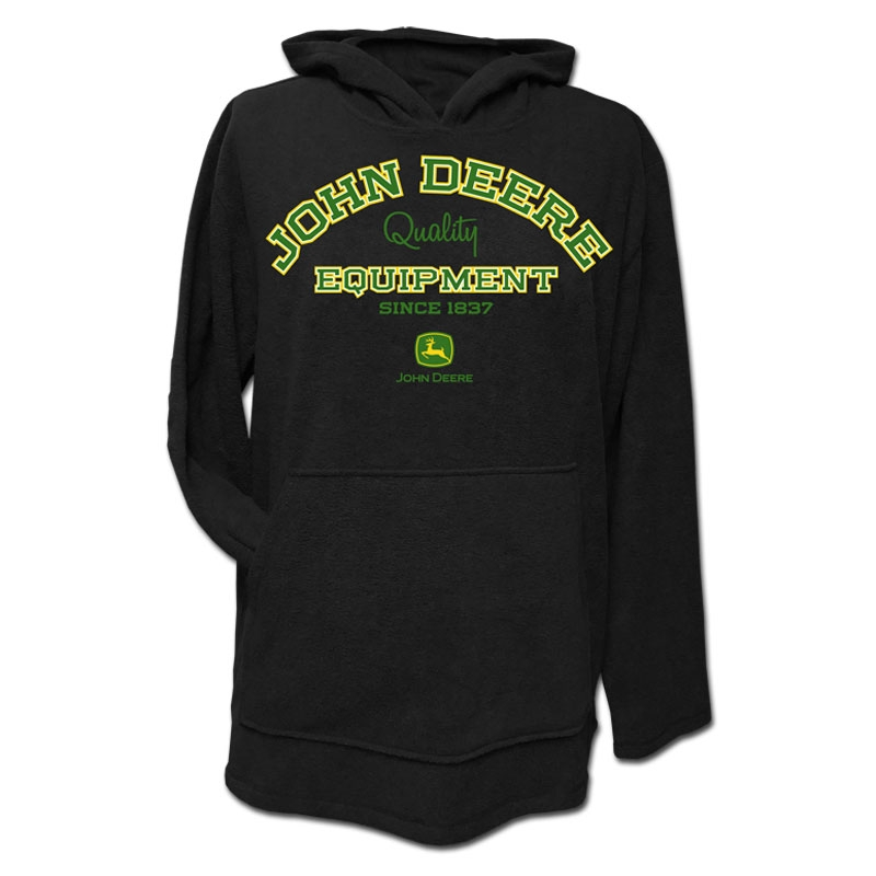 John Deere Quality Equipment Hoodie