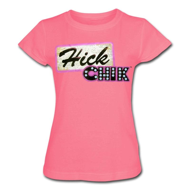 Hick Brand Hick Chik T-Shirt