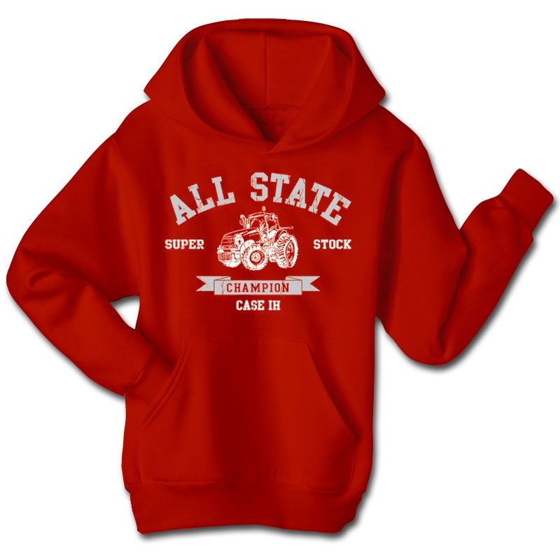 Case IH All State Hoodie