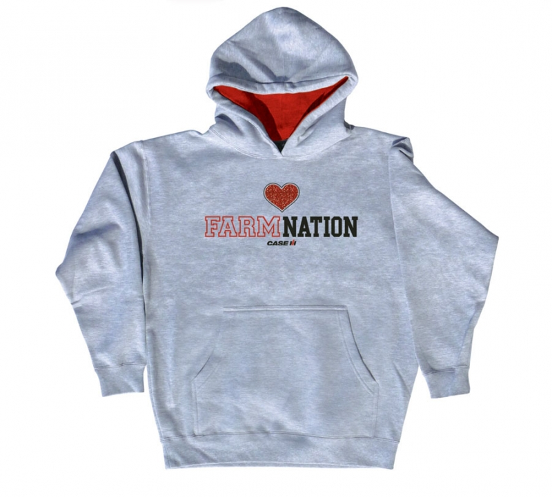 Case IH Farm Nation Hoodie