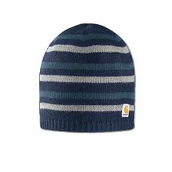 Carhartt Reversible Striped Knit Hat
