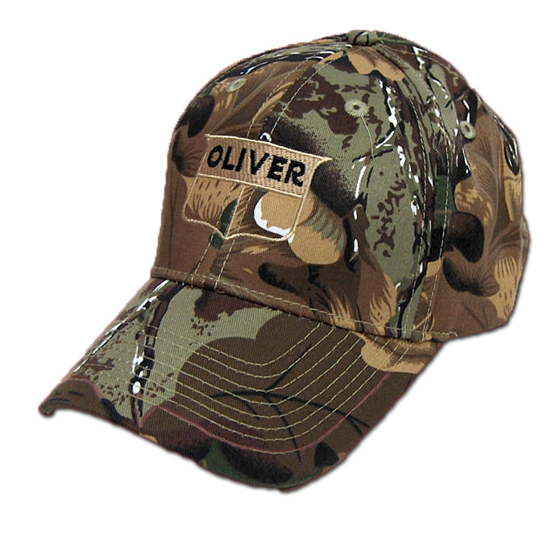 Oliver Sign Logo Baseball Cap