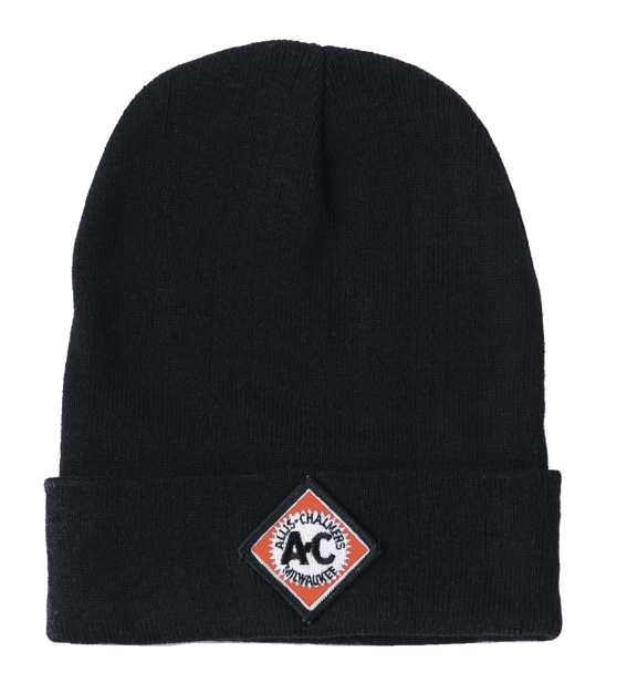 Allis Chalmers Diamond Logo Knit Hat