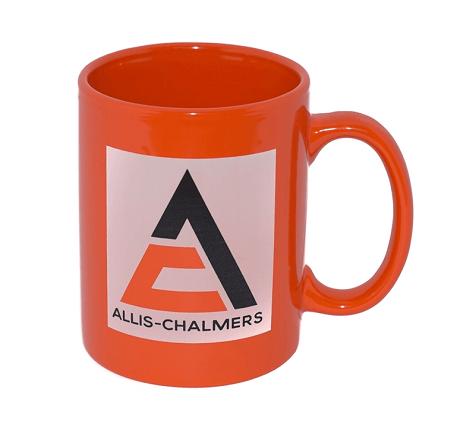 Allis Chalmers Logo Mug