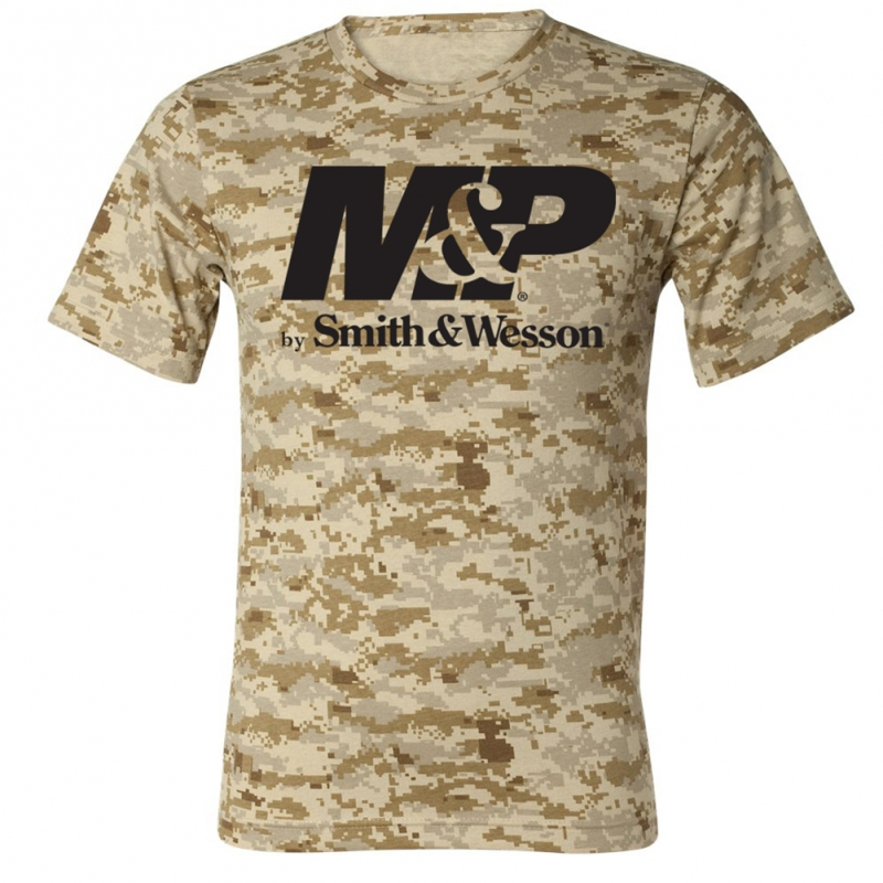 Smith & Wesson M&P Logo T-Shirt