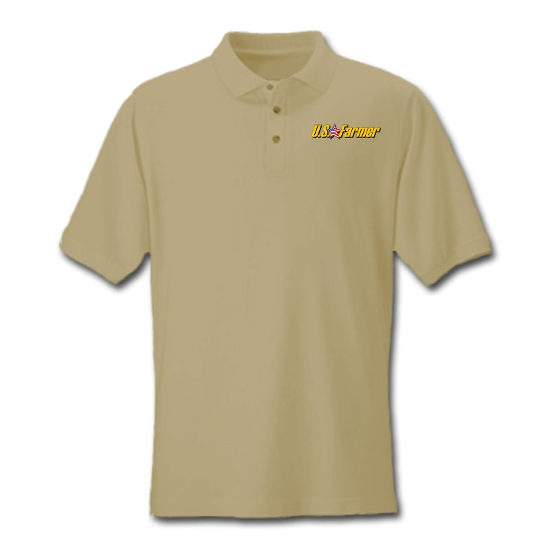 U.S. Farmer Polo Shirt