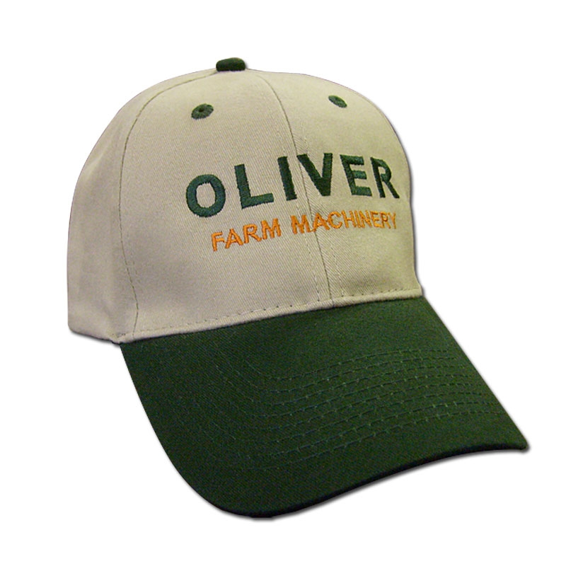Oliver Embroidered Baseball Cap