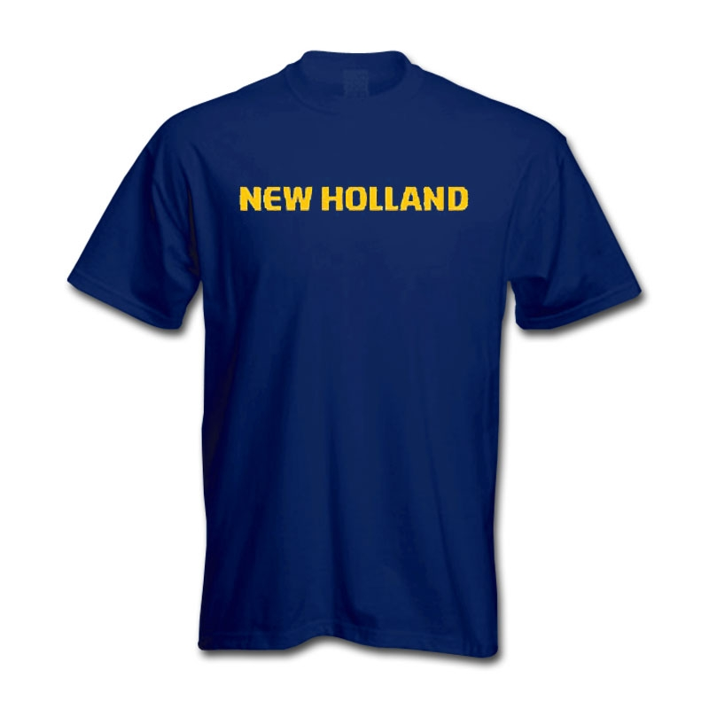New Holland Stripe Logo T-Shirt