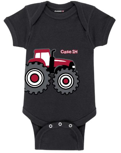 Case IH Tractor Onesie
