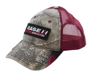 Case IH RealTree Xtra Camo Distressed Cap