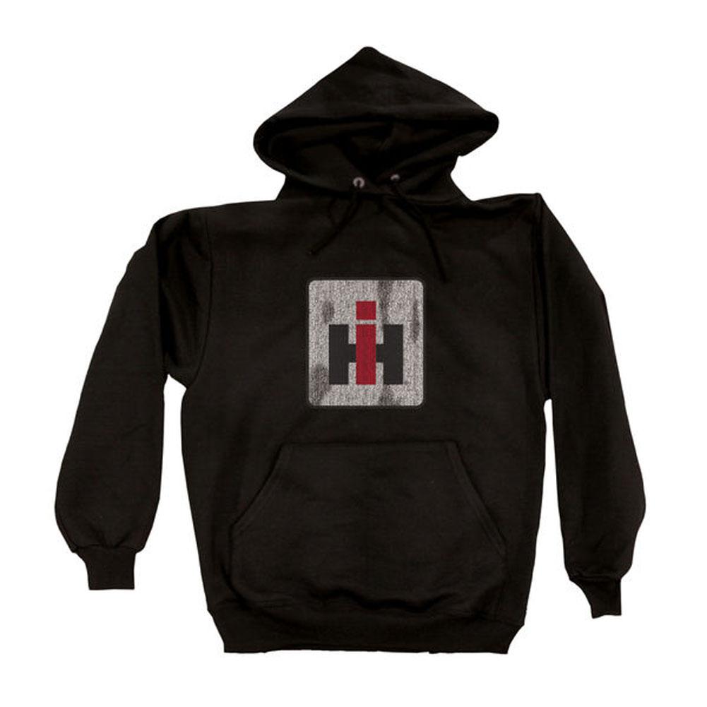 IH Distressed Logo Hoodie