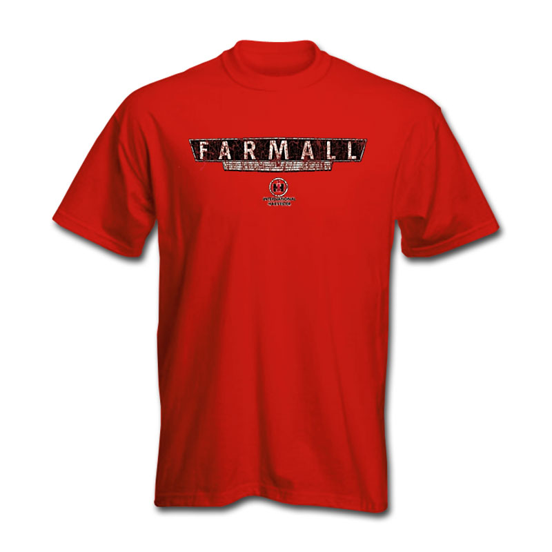 IH Farmall Grill T-Shirt