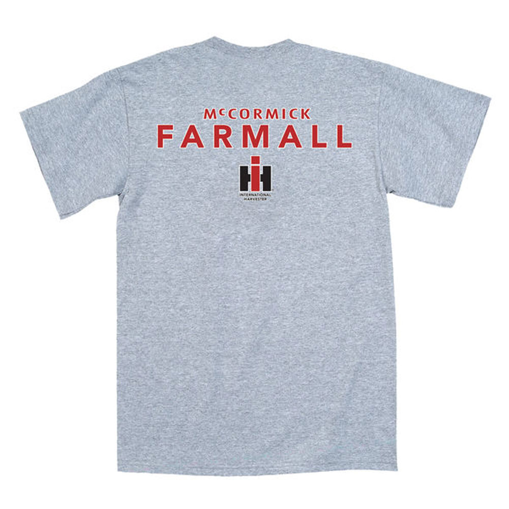 IH McCormick Farmall Logo Pocket T-Shirt