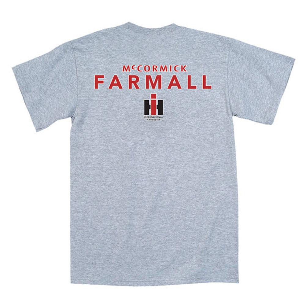 IH McCormick Farmall Logo Pocket T-Shirt