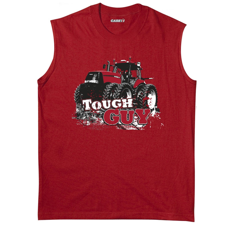 Case IH Tough Guy Muscle Shirt