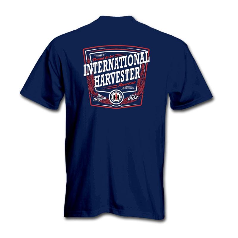 IH Proud To Be IH American T-Shirt