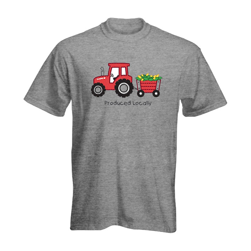 Case IH Produced Locally T-Shirt