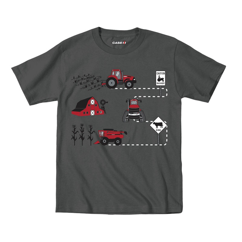 Case IH Farm Route T-Shirt