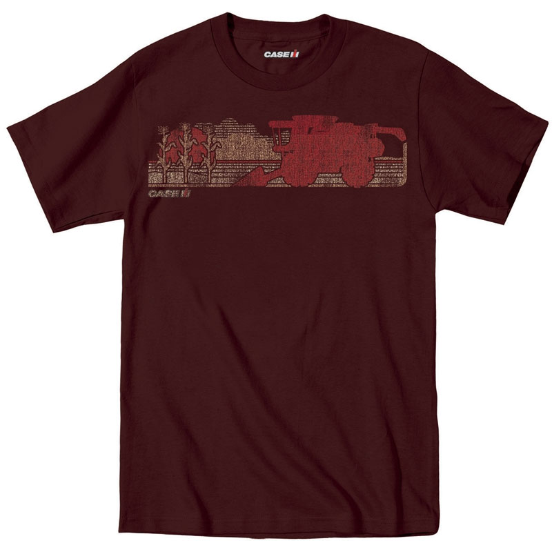 Case IH Sunset Field T-Shirt