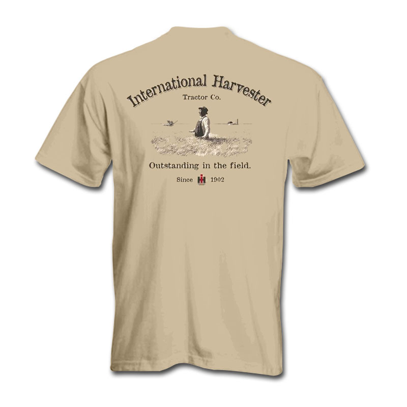 IH Outstanding In The Field T-Shirt