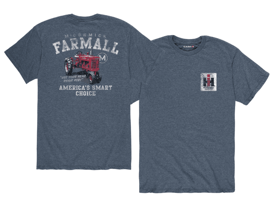 Farmall Men's Smart Choice T-Shirt