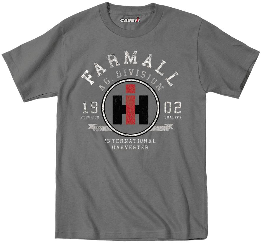 IH Farmall Logo T-Shirt