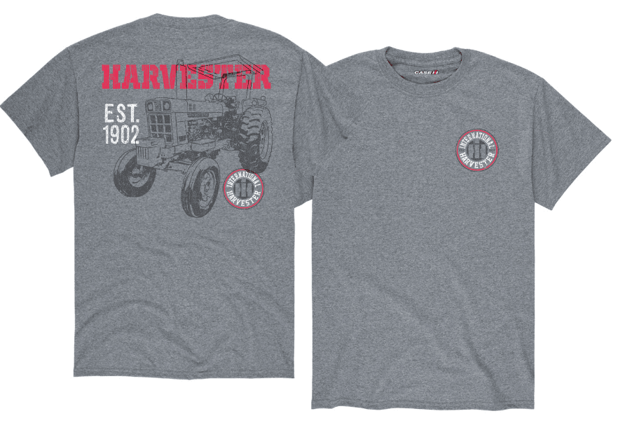 IH Men's Harvest Tractor T-Shirt