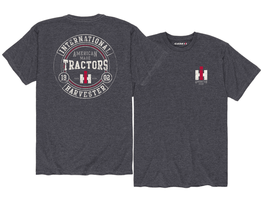 IH Men's American Made Tractors T-Shirt