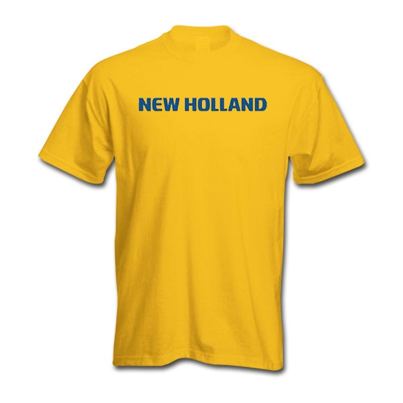 New Holland Stripe Logo T-Shirt