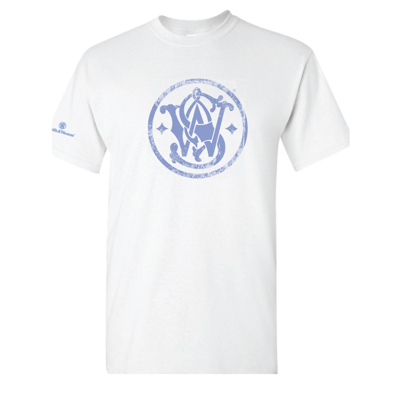 Smith & Wesson Distressed Emblem T-Shirt
