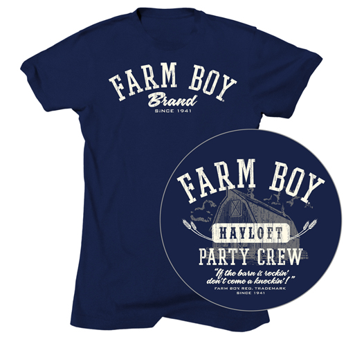Farm Boy Hayloft Party Crew