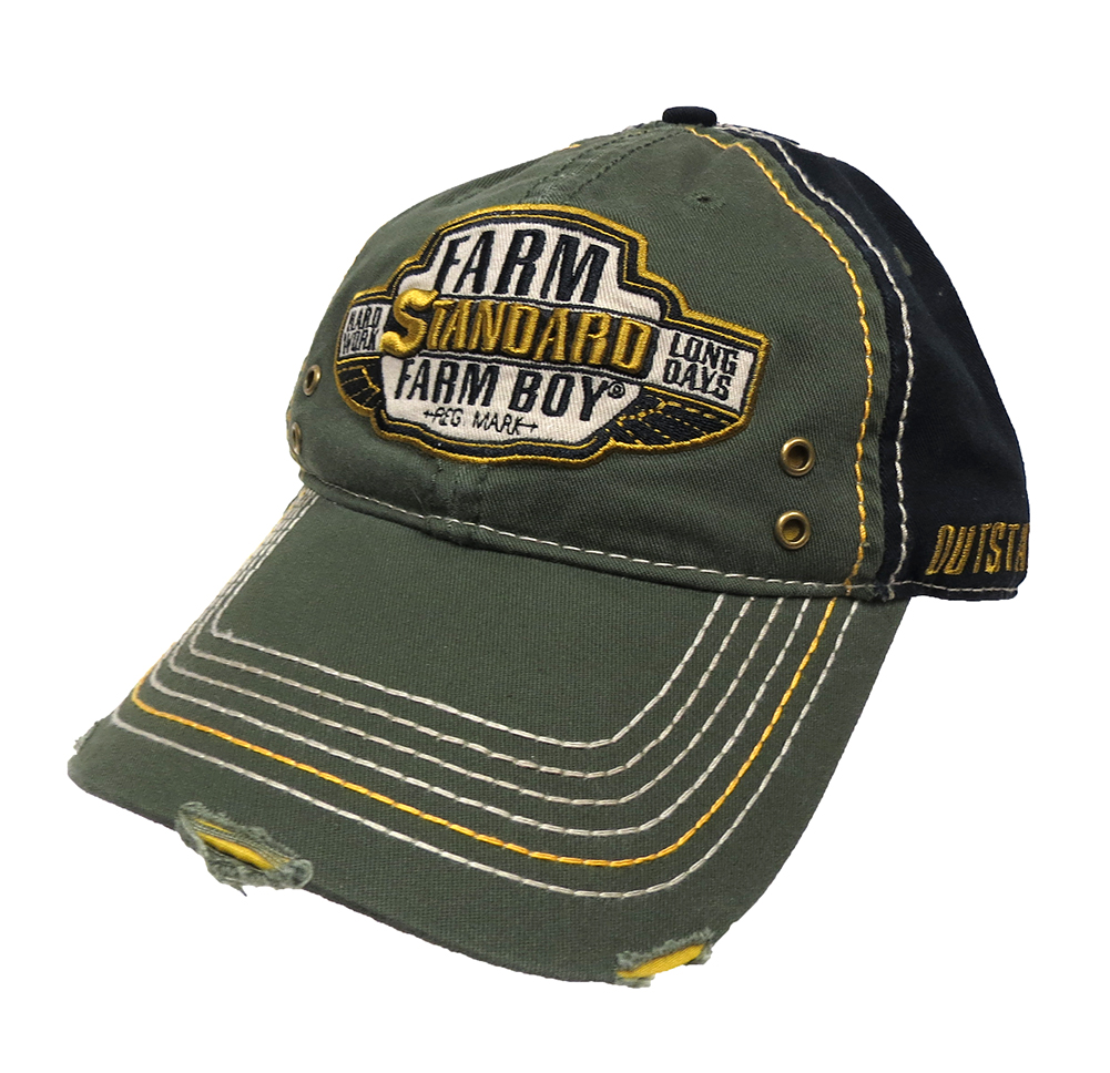 Farm Boy Farm Standard Baseball Cap