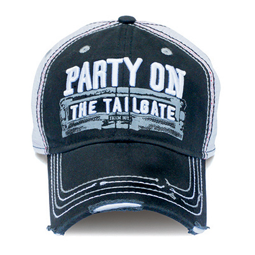 Farm Boy Party On The Tailgate Mesh Cap