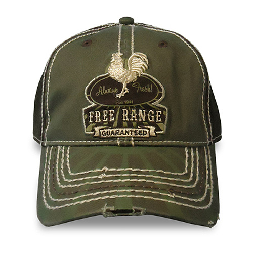Farm Boy Early Riser Baseball Cap