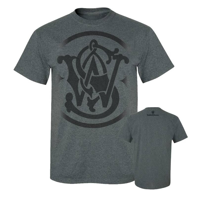 Smith & Wesson Dissolved Logo T-Shirt