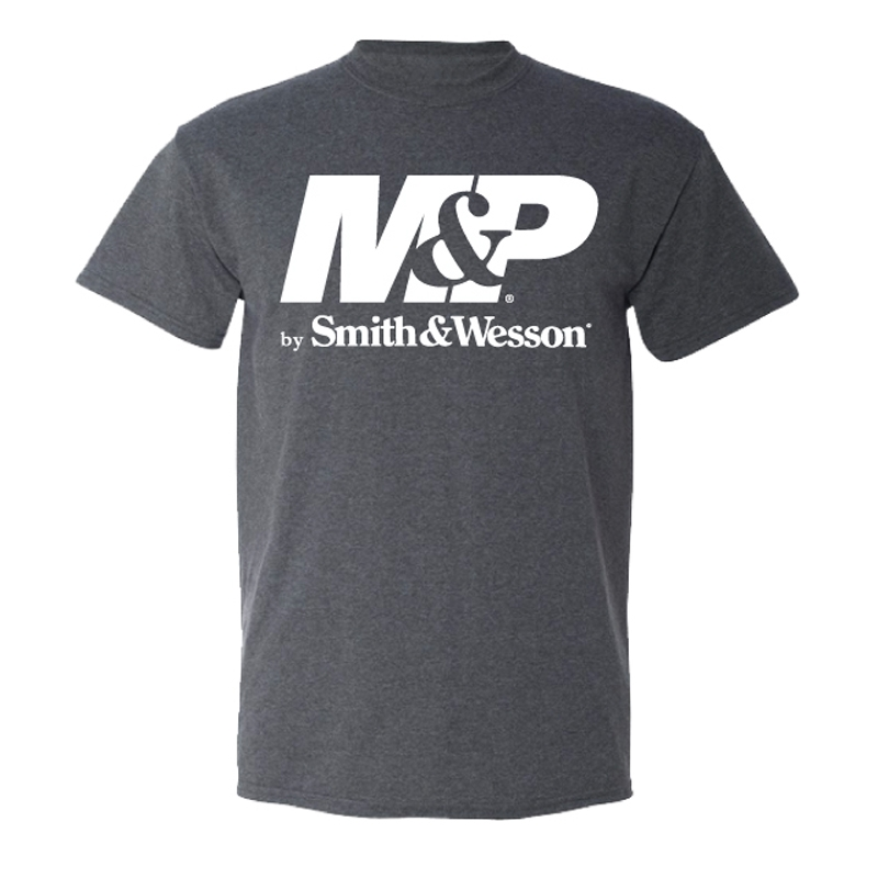 Smith & Wesson Mens M&P Logo T-Shirt