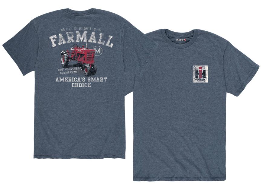 DAMAGED Farmall Men's Smart Choice T-Shirt