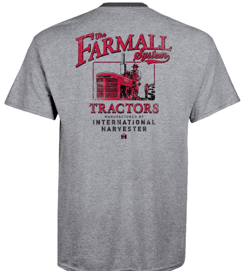 IH Farmall Tractors T-Shirt
