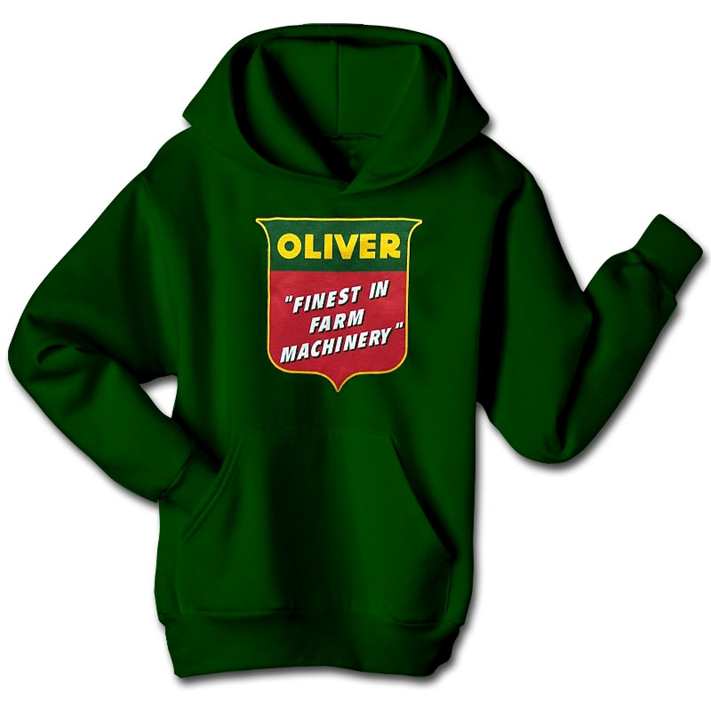 Men's Oliver Applique Hoodie