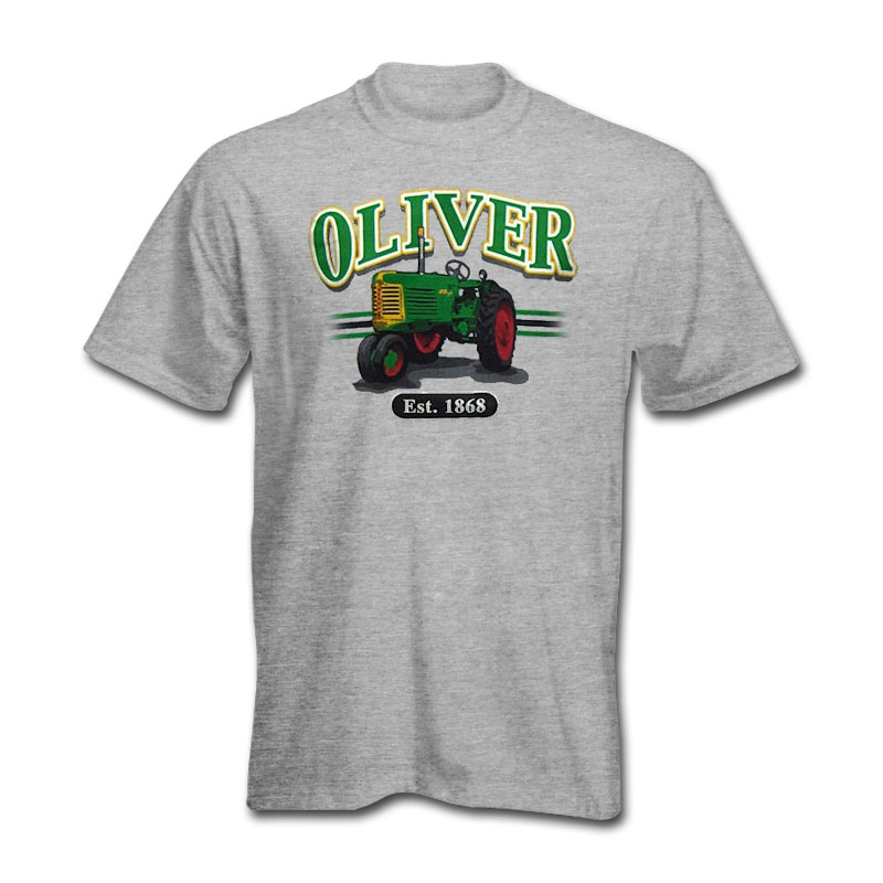 Men's Oliver Est 1868 T-Shirt