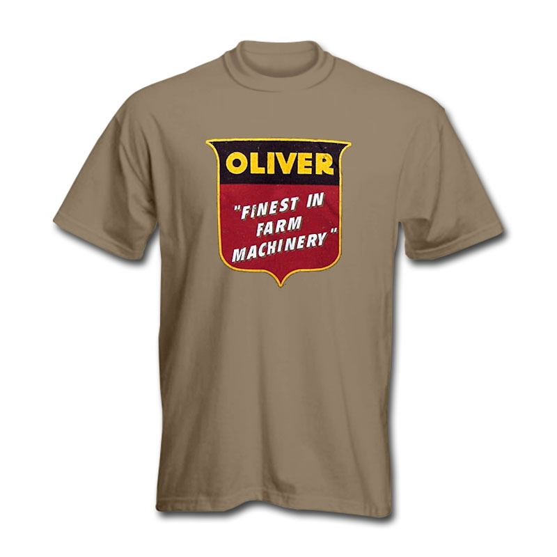 Men's Oliver Finest In Farm Machinery T-Shirt