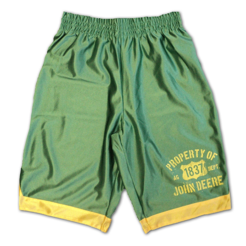John Deere Property of John Deere Shorts